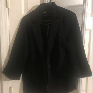 Torrid 3/4 sleeve blazer studio blazer